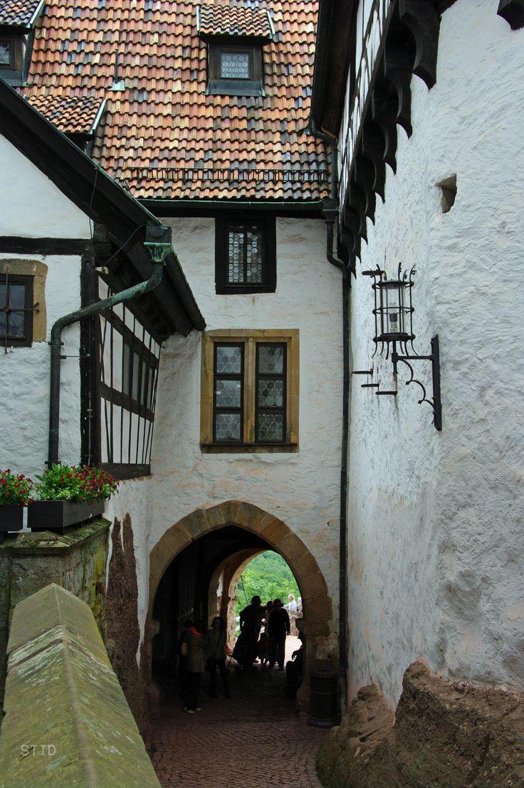 Wartburg, Thuringia