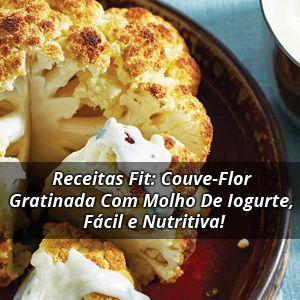 Receitas Fit: Couve-Flor Gratinada Com Molho De Iogurte, Fácil e Nutritiva! 😉👌  ➡️ https://segredodefinicaomuscular.com/receitas-fit-couve-flor-gratinada-com-molho-de-iogurte-facil-e-nutritiva/  Se gostar da receita compartilhe com seus amigos :)  #receitasfit #receita #recipe #fit #receitafit #EstiloDeVidaFitness #ComoDefinirCorpo #SegredoDefiniçãoMuscular