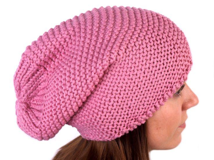 pletené čiapky návod - Hľadať Googlom