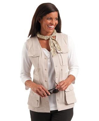 Magellan's Ultimate Travel Vest WV012Water Bottle