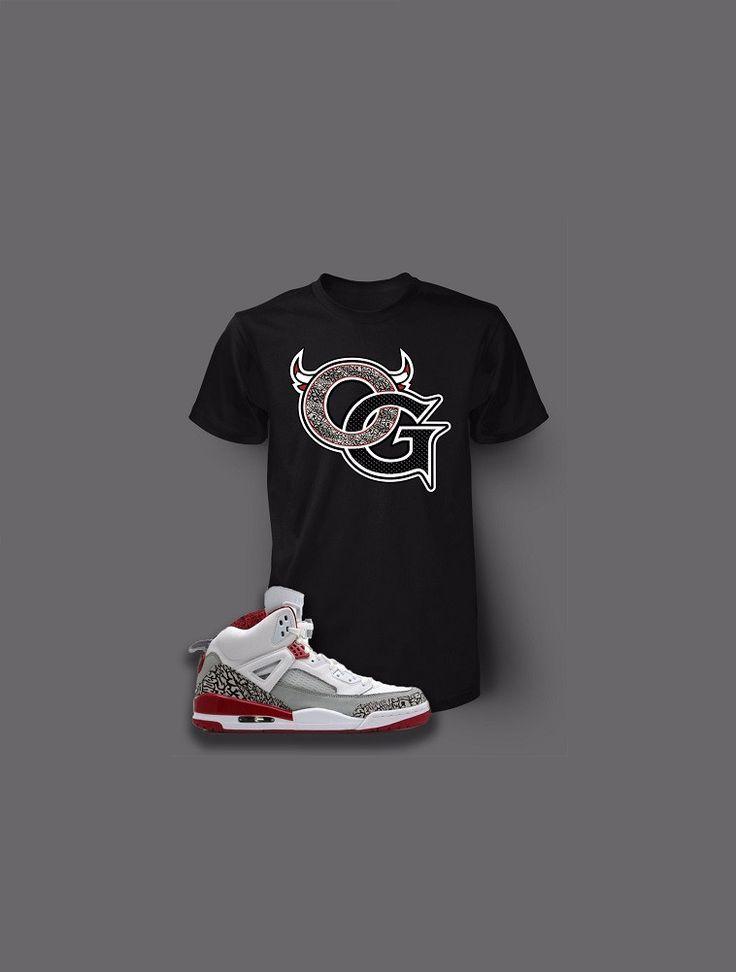 30451ca9f4a2 air jordan 29 oreo graphics ... oreo 4jordan  custom og pro club graphic t  shirt to match retro ...