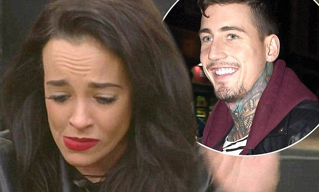 Stephanie Davis could not reach Jeremy McConnell before their split