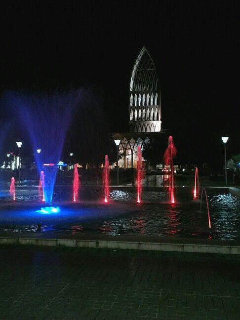 Plaza de Armas. Osorno Chile.