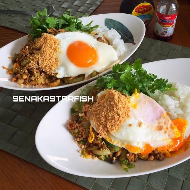 焼ピーナツの粉fromペンパル。 - 93件のもぐもぐ - istimewa nash padan by senakastarfish