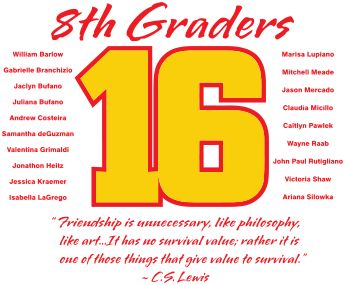 17 Best Images About 8th Grade Graduation And Gradventure