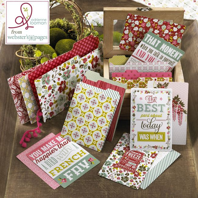 Plum Seed Mini Folders & Cards! http://www.websterspages.com/scrapbooking/scrapbooking/plum-seed