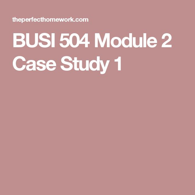 fi 504 case study 2 Here is the best resource for homework help with fi 504 fi 504 : accounting and finance at keller graduate school of management find fi 504fi 504 study.