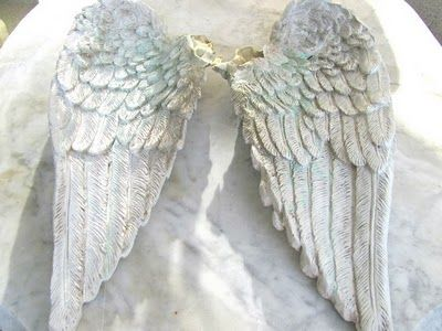 """...So if you feel a brush of wings, or a soft breeze fills the air; just know it's angels watching you, because of whispered prayer."" - Allison Chambers Coxsey"