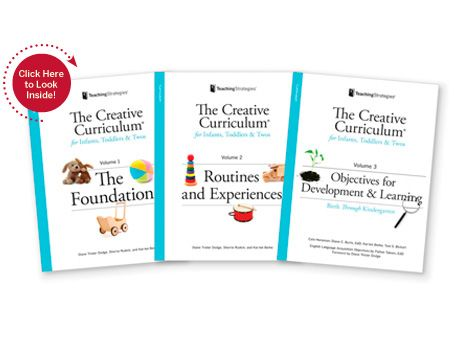 The Creative Curriculum for Infants, Toddlers & Twos - Price: $119.95