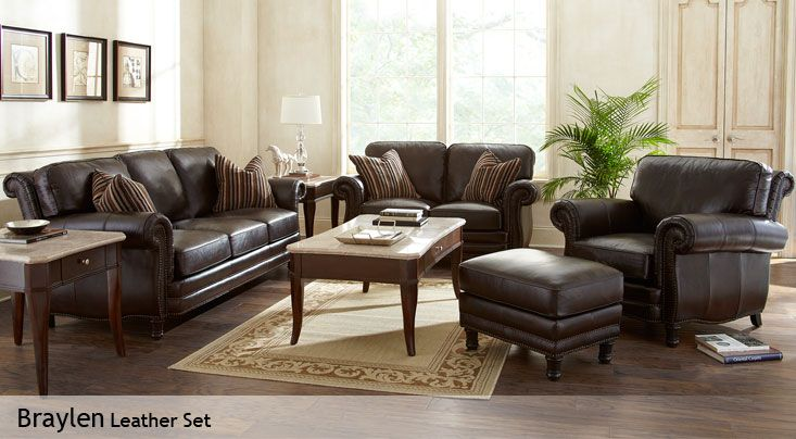 Braylen furniture set from costco furniture pinterest for Furniture 0 interest financing