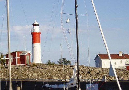 Gåsören Light, Skellefteå Skellefteå Kommun photo by Thomas Hedman