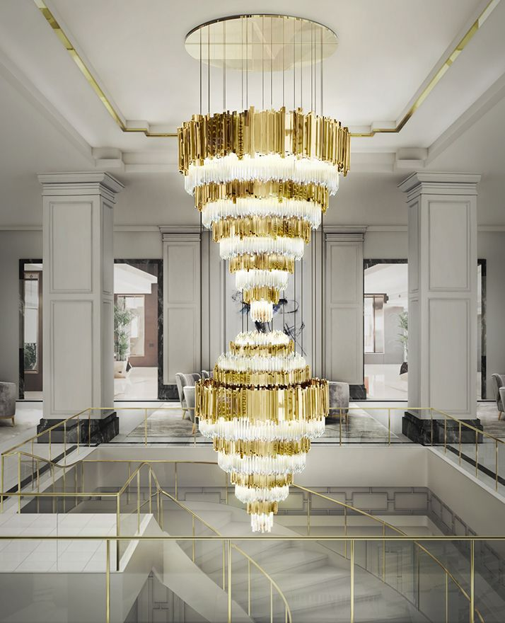 Empire xl chandelier