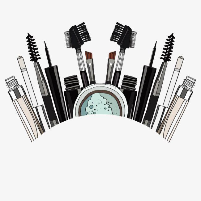 Makeup Tools Png And Clipart Makeuptools Makeup Clipart Makeup Tools Makeup Tools Products