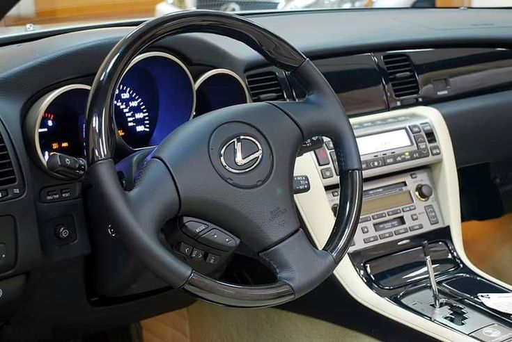#DidYouKnow: The last car ever produced with a tape cassette player was a 2010 Lexus SC430!