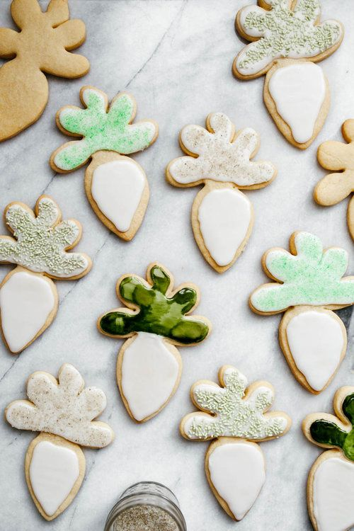 sugar beet cookies/Molly Yeh/My Name is Yeh