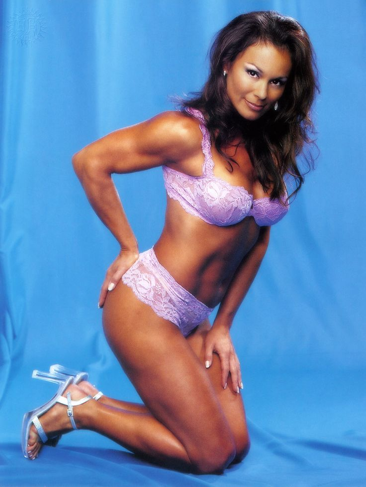 Former WWE Diva Ivory (Lisa Moretti) http://hubpages.com/games-hobbies/wwe-female-wrestling-action-figures