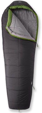 Got the Trail Pod sleeping bag from rei. Hoping it's a decent beginner bag. Very lightweight.