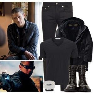 Leonard Snart / Captain Cold #WentworthMiller #LeonardSnart #CaptainCold #Captain #Cold #Criminal #DCLegendsofTomorrow #DC