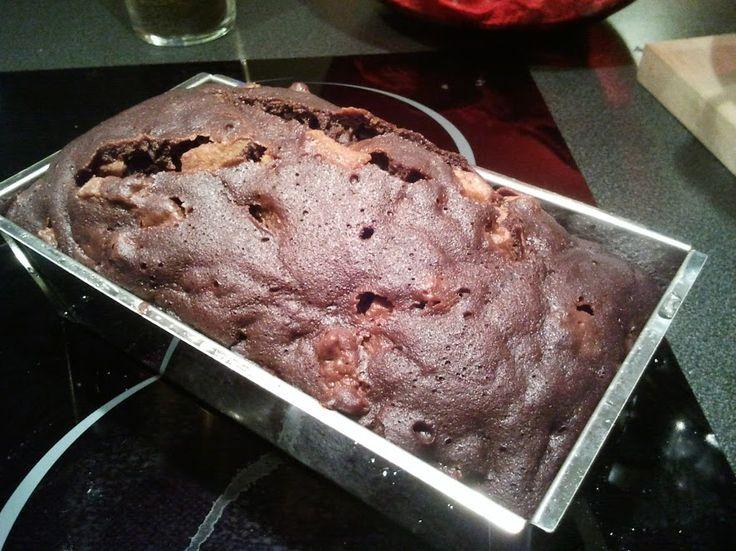 Gâteau au Chocolat et Pomme à la Vapeur Douce