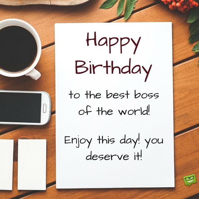 25 trending Birthday Wishes For Boss ideas – What to Write on a Birthday Card for Your Boss