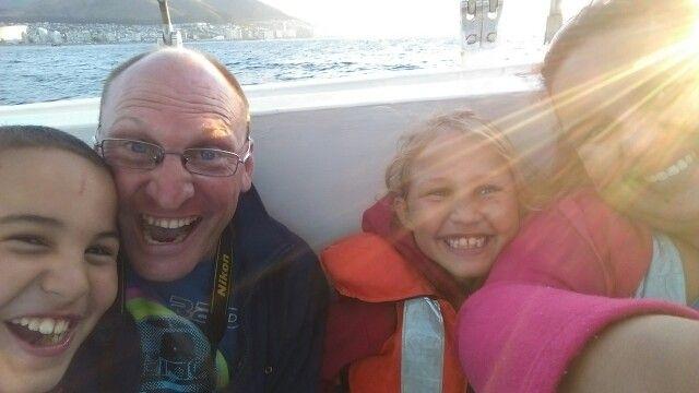 Sailing on Esperance