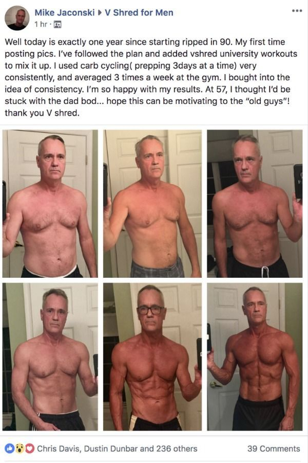 diet and exercise plan for weight loss male