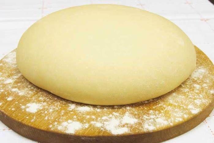 самое крутое тесто для вареников.