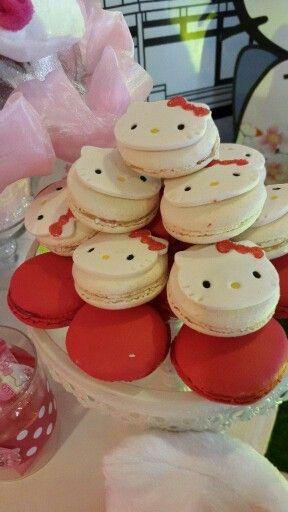Hello Kitty Macaron