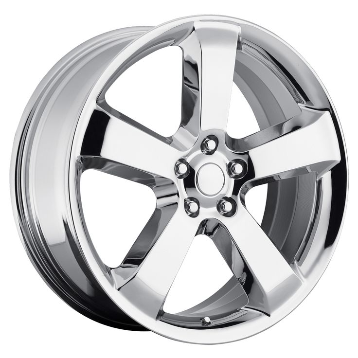 Dodge Charger 2006-2010 22x10 5x115  18 - SRT8 Replica Wheel - Chrome With Cap