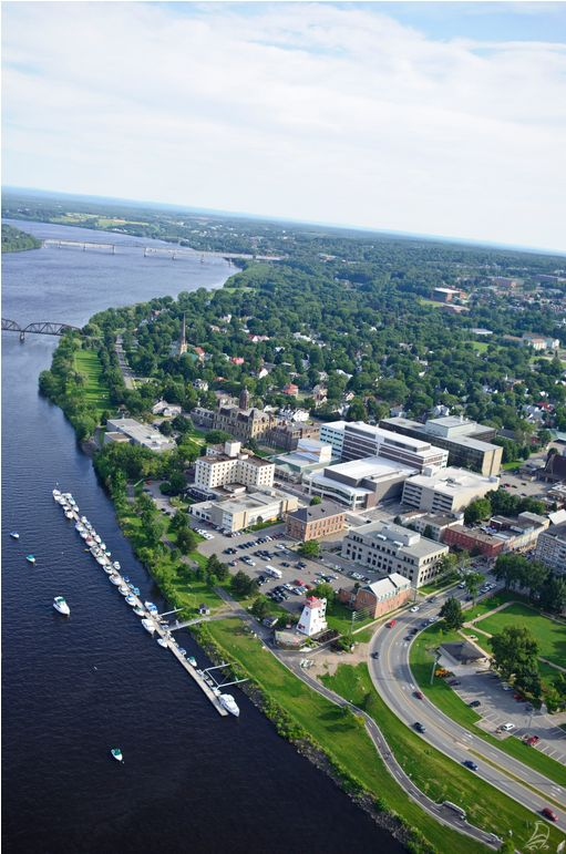 New Brunswick's riverfront capital, Fredericton, is situated on the Saint John River and offers tons of recreational and cultural activities.