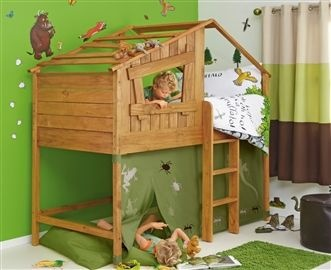 I really, really want the treehouse bed for G's room! Gah, got to get him out of the cot first. Please nice Next people, don't discontinue...