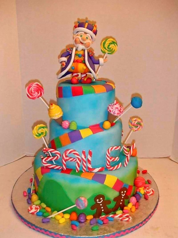 1000+ images about candyland ideas on Pinterest | Sweet cakes, Gumball ...