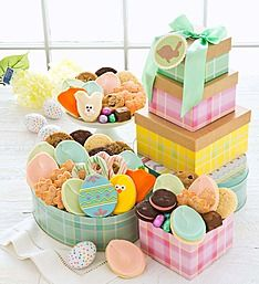 103 best food cheat n order it images on pinterest candies cheryls easter gift tower negle Choice Image