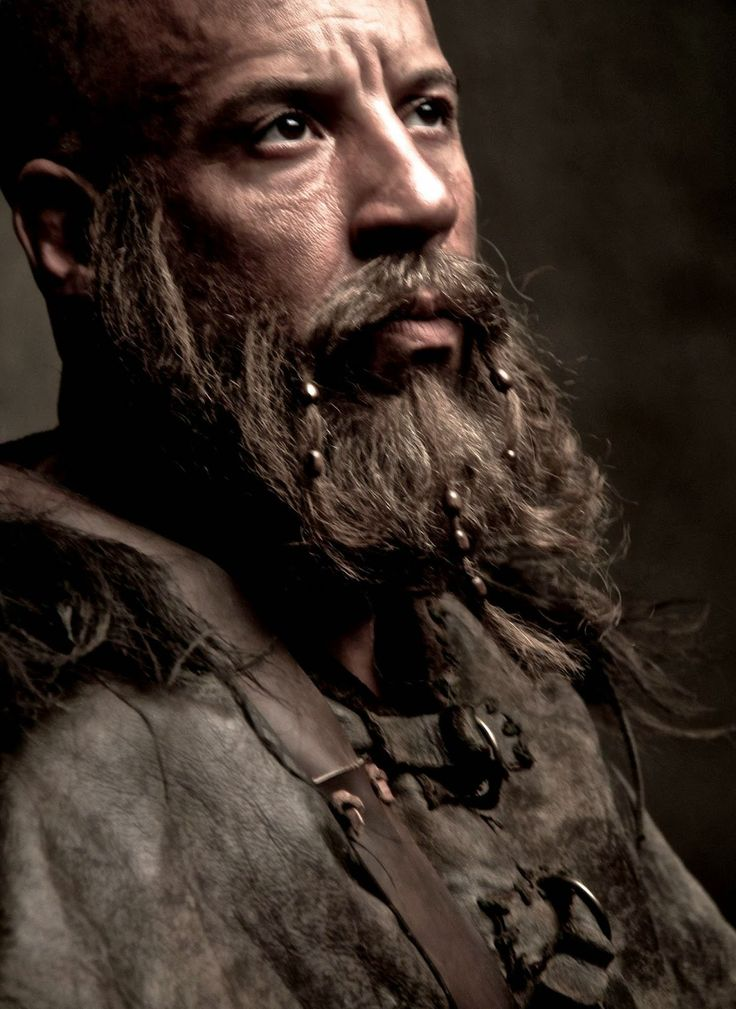 Vin Diesel in The Last Witch Hunter