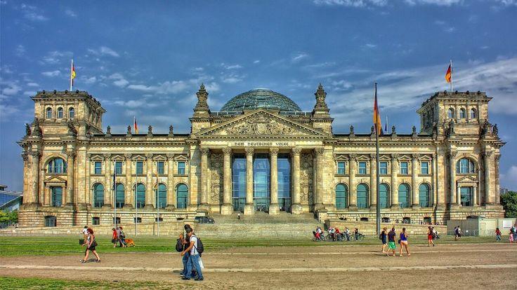 Berlin, Germany, one of my top 5 favourite European weekend breaks