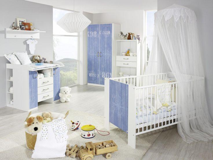 Spectacular Babyzimmer Torben tlg Set komplett Printdekor