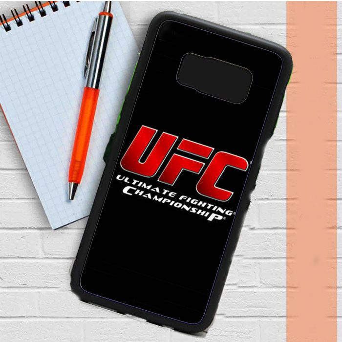 Ultimate Fighting Championship Samsung Galaxy S8 Case Dewantary