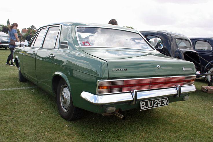 1971 Ford Zodiac Executive Mk IV
