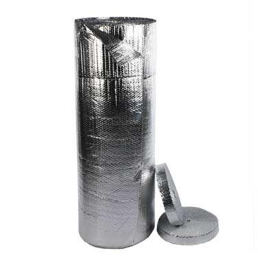 Duct Insulation Wrap, R8 HVAC Insulation, Duct Work Insulation
