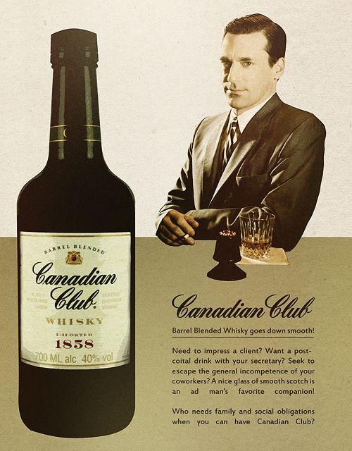 Canadian Club (Mad Men)