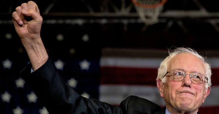 Bernie Sanders Wins Wisconsin Democratic Primary, Adding to Momentum. http://nyti.ms/1Sam0zX