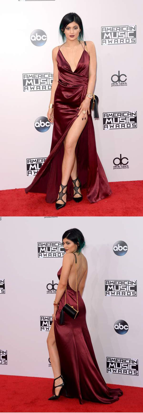 Kylie Jenner looked absolutely stunning at the 2014 American Music Awards