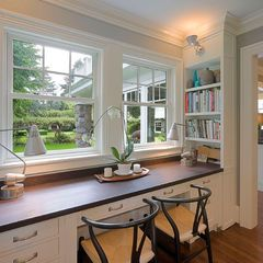 Little Office Desk Perfect In Mudroom Hall Area