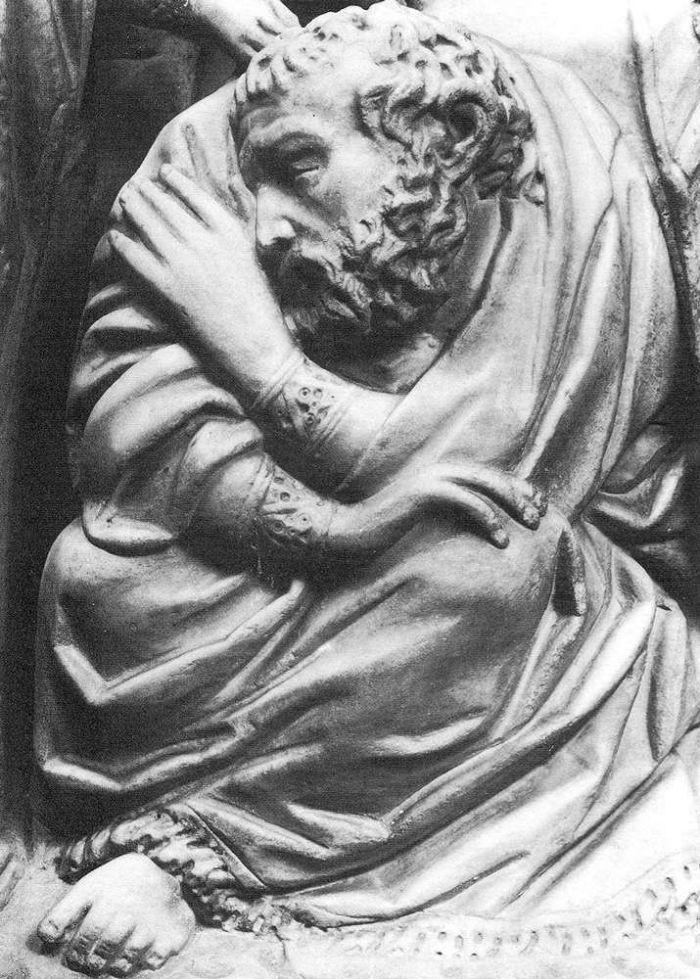 St Joseph Sleeping by ARNOLFO DI CAMBIO #art