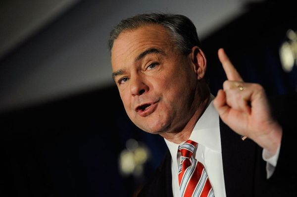 """Tim Kaine: """"The Catholic Church Will Change Its Same-Sex Marriage Stance Or It Will Be Banned From The U.S."""""""