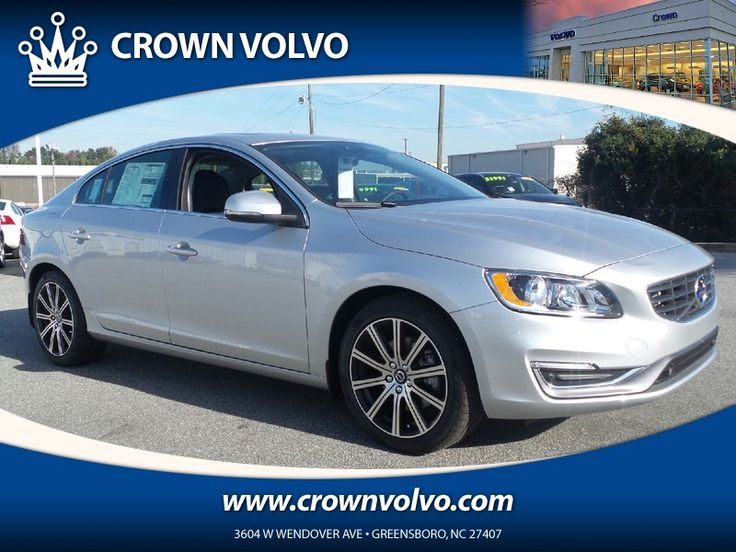 Great 2016 Volvo S60 T5 Sedan
