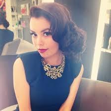 Best 25+ Hollywood glamour hair ideas on Pinterest ...