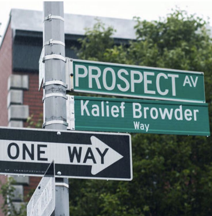 In just 25 days, the streets of Kalief Browder Way & 181st