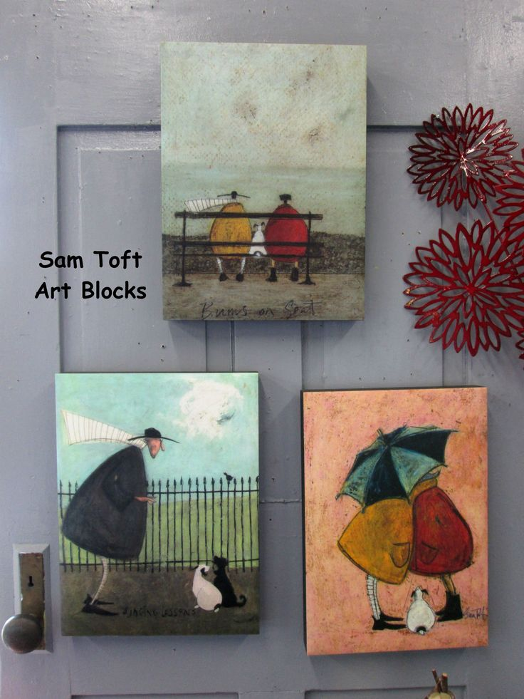 Sam Toft art blocks