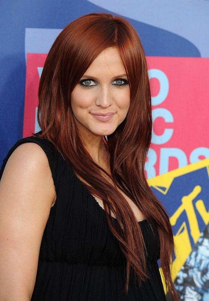Coloration Cheveux Acajou Rouge